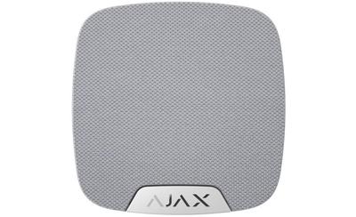 AJAX-HOME SIREN white-